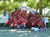 Stage en Espagne Session 2 – Basket & Aventures2014