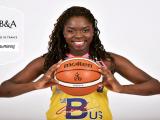 De Basket&Aventures… aux équipes de France avec OrnellaBANKOLE