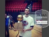 De Basket&Aventures… Au titre outre atlantique avec ArthurBIENVENU